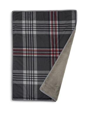 Scottie Velour Dog Blanket