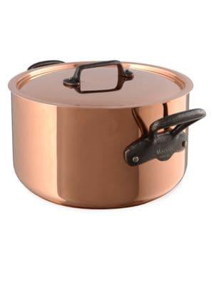 M'250C Copper Stew Pan