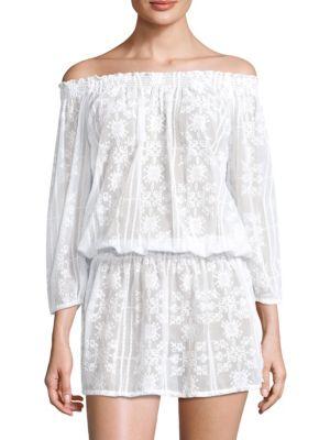 Olivia Off-The-Shoulder Dress