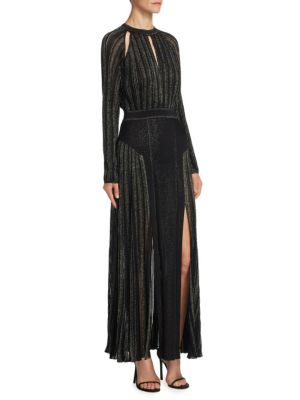 Knit Keyhole Gown