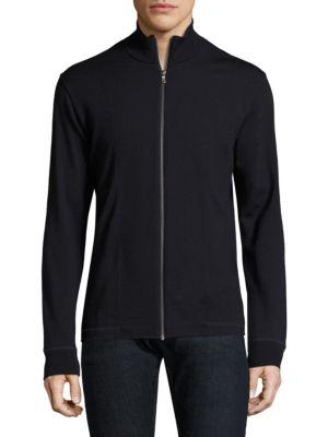 Full Zip Merino Jacket