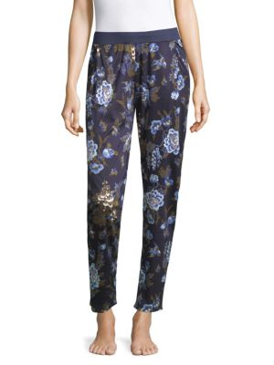 Zahra Floral Sleepwear Pants