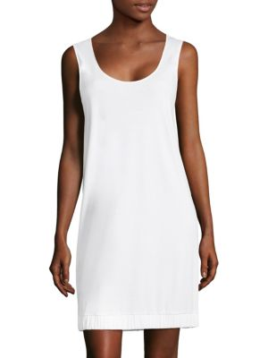 Willow Cotton Tank Gown