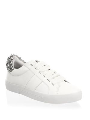 Darena Suede Low Top Sneakers
