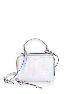 Hologram Box Crossbody Bag by Rebecca Minkoff