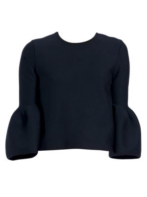 Knit Wool Top