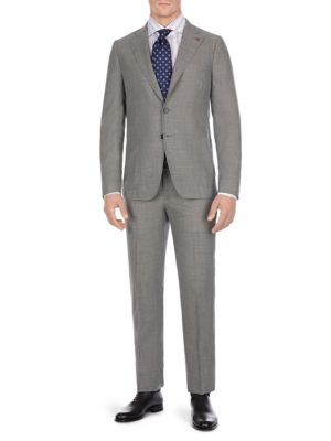 Double Cortina Patch Solid Suit