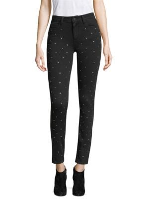 Verdugo Ultra Skinny Embellished Jeans