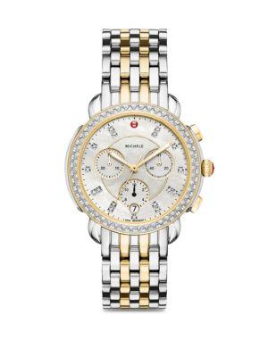 Sidney Chronograph Bracelet Watch
