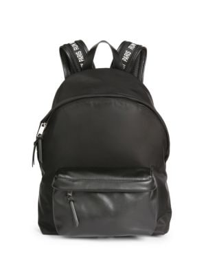 Urban Sternum Zip Backpack