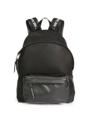 Urban Sternum Zip Backpack
