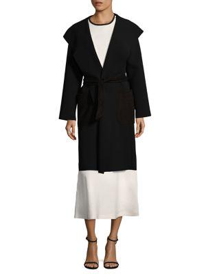 Angelo Belted Raincoat