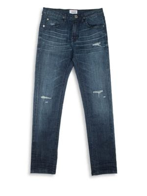 Toddler's, Little Boy's & Boy's Jude Skinny Distressed Jeans