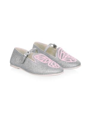 Baby's, Toddler's & Girl's Bibi Butterfly Flats