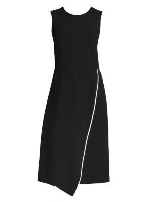 Baccara Draped Dress