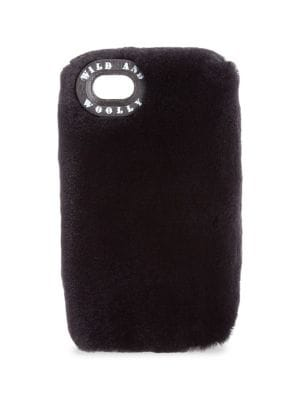 Mink Fur iPhone 7 Case