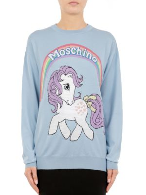My Little Pony Capsule Intarsia Knit Sweatshirt
