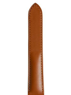 Ronde Solo de Cartier Interchangeable Leather Watch Strap 0400096022996