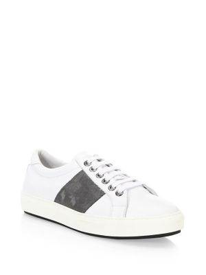 MADISON SUPPLY Camouflage Web Low-Top Sneakers