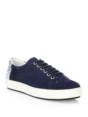 MADISON SUPPLY Floral Low-Top Sneakers