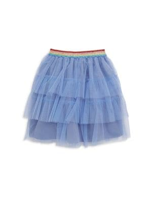 Baby's Tiered Tulle Skirt