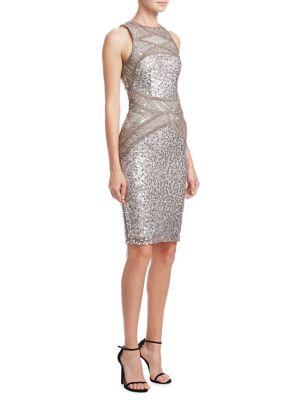 Renee Embellished Dress
