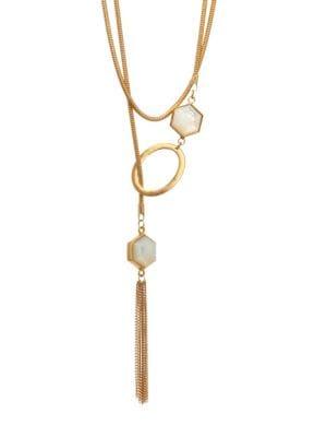 Paris Tassel Necklace