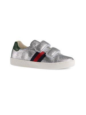 Girl's Glitter Sneakers