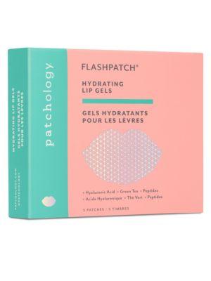 FlashPatch Lip Gels - 5 Patches