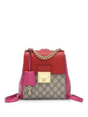 Padlock Backpack
