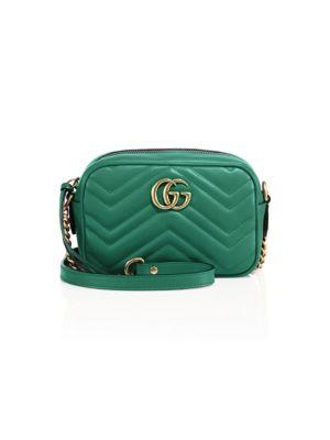 GG Marmont Camera Bag