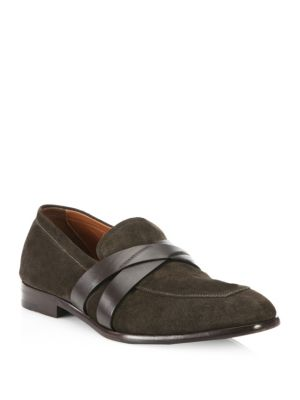 Ivo Suede Loafers