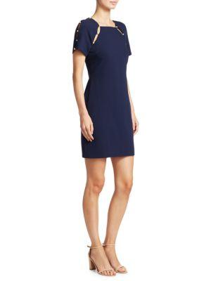 Kristiana Sheath Dress