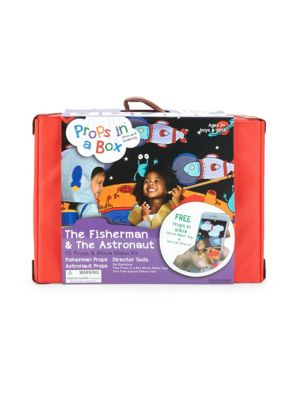 The Fisherman and Astronaut Movie Maker Kit