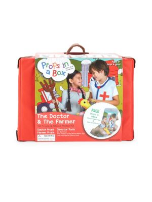 The Doctor and The Farmer Movie Maker Kit