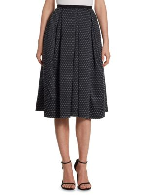 Ina Pleated Skirt