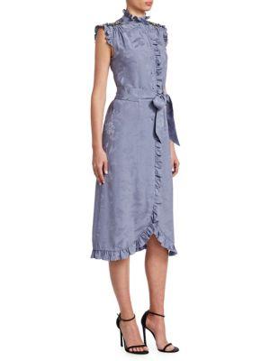 Sebla Beaded Dress