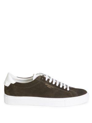 Urban Low Suede Sneakers