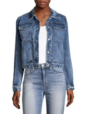 Ren Denim Trucker Jacket