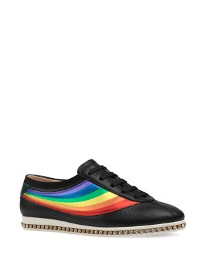 Falacer Leather Sneakers
