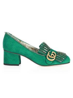 Marmont Crystal Mary Janes