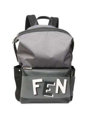 Vocabulary Backpack by Fendi