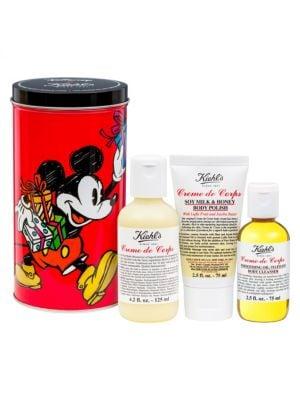 Disney X Kiehl's Creme de Corps Collection