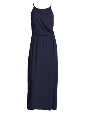 Drop Waist Maxi Dress