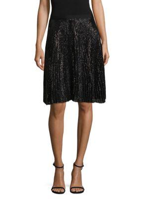 Jadian Sequin Skirt