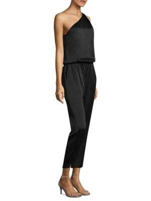 Cassia One Shoulder Jumpsuit