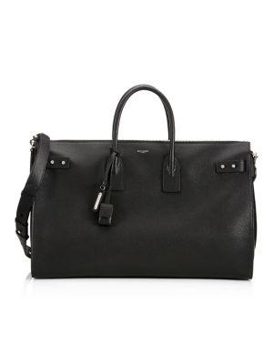 Sac Du Jour Leather Duffle Bag