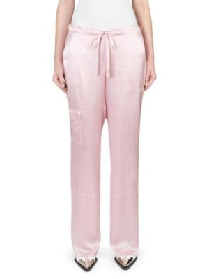 Silk Pajama Trousers