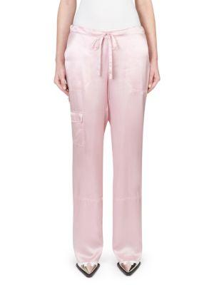Silk Pajama Trousers