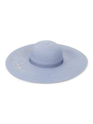 Bunny Aprés Sea Straw Hat